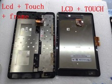 version 5468W lcd and touch with frame For DELL Venue 8 Pro Display With Touch Screen Digitizer Assembly  Free Shipping