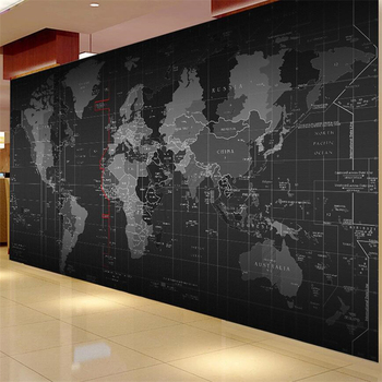 beibehang Custom wallpaper 3d photo mural personality technology world map mural background wall living room bedroom wallpaper custom 3d mural children room wallpaper bedroom background wall mural cartoon candy cake shop wallpaper mural