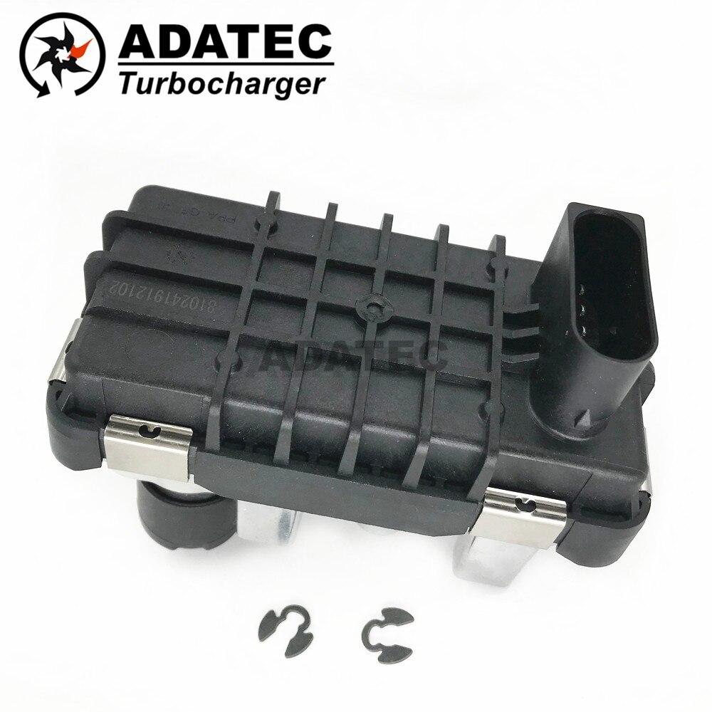 G-277 Turbo Electronic Actuator 712120 6NW009420 Turbine 765155 68037207AA For Mercedes C-Klasse 320 CDI (W203) 224 HP OM642