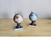 1 CÁI Globe Mô Hình Money Box Piggy Bank để Tiết Kiệm Tiền Món Quà sinh nhật Cà Phê Cửa Hàng Tiền Xu Trang Trí Ngân Hàng Tirelire Craft TÔI 009