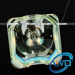 Awo jakości wymiany lampy projektora/żarówka et-la785 dla panasonic pt-u1x300/pt-l785