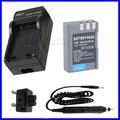Батарея + Зарядное Устройство для Nikon EN-EL9, EN-EL9a, EN-EL9E, MH-23 и Nikon D3000, D40, D40x, D5000, D60 Цифровые ЗЕРКАЛЬНЫЕ ФОТОКАМЕРЫ
