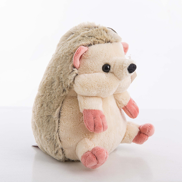 Soft Toys Kawaii Stuffed Animal 15cm Hedgehog Plush Toys Dolls Mini Plush Toys Dolls for Kids Birthday gift