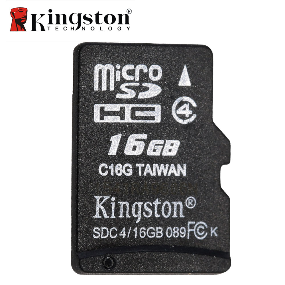 kingston 8gb 16gb tarjeta micro sd card class 4. Black Bedroom Furniture Sets. Home Design Ideas