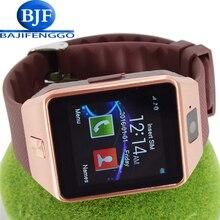 Apoyo Reloj Teléfono inteligente Android BT3.0 MTK6261D tarjeta SIM bluetooth smartwatch para huawei Xiaomi pk gt08 A1 U80