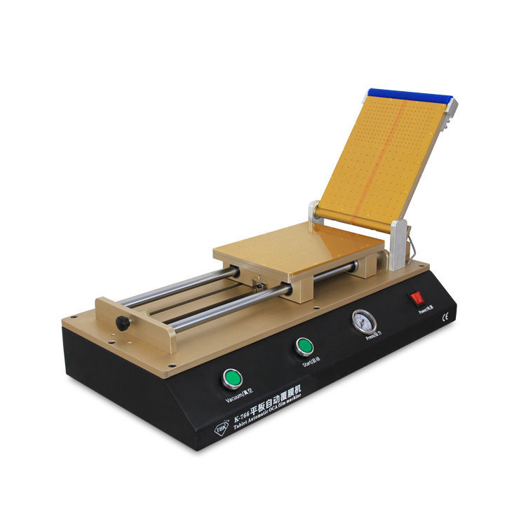12 inch Tablet Automatic OCA Laminating Machine OCA Polarizer Film Laminator Machine for LCD Repair, need Air Compressor 7inch ko no 1 mt 07 universal 12inch ft 12 oca film lamination machine need air compressor and vacuum pump bubble remover