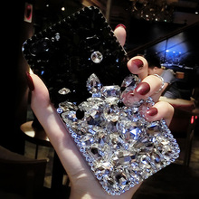 Kryształowe etui do LG Q6