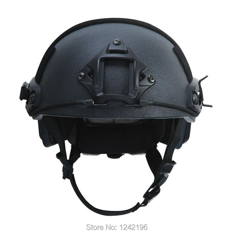 Ballistic Helmet  Nij Level IIIA 2020 New Fast  Bulletproof Helmet With 5 Years Warranty