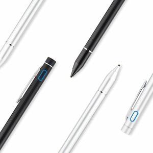 Image 3 - Aktywny rysik pojemnościowy dotykowy długopis do Samsung Galaxy Tab S3 S2 S4 9.7 10.1 S5E 10.5 A A2 A6 S E 9.6 8.0 Tablet metalowy ołówek