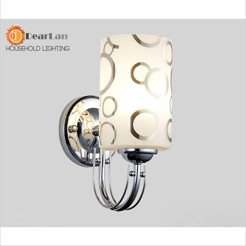 Modern Fashional Househoud Style Wall Lamp With 1 Shade Wholesale Price Light For Bedroom Living