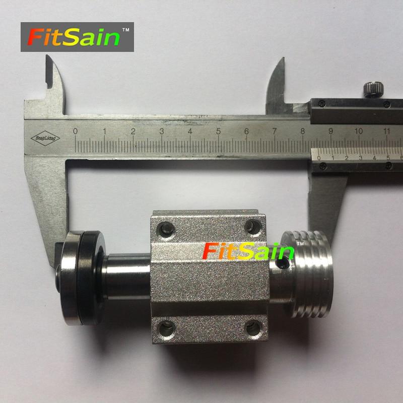 Piła stołowa FitSain-Mini do brzeszczotu wrzeciono 16mm / 20mm - Akcesoria do elektronarzędzi - Zdjęcie 4