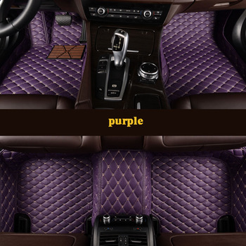 kalaisike Custom car floor mats for Rolls-Royce Ghost Phantom car accessories auto styling