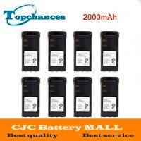 8PCS 7 4V 2000MAH Li Ion Battery For MOTOROLA HT750 HT1225 GP320 GP340 PR860 PRO7150 MTX960