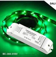 BC-344-010V DC12V-24V 4 channels DALI to 0-10v signal converter