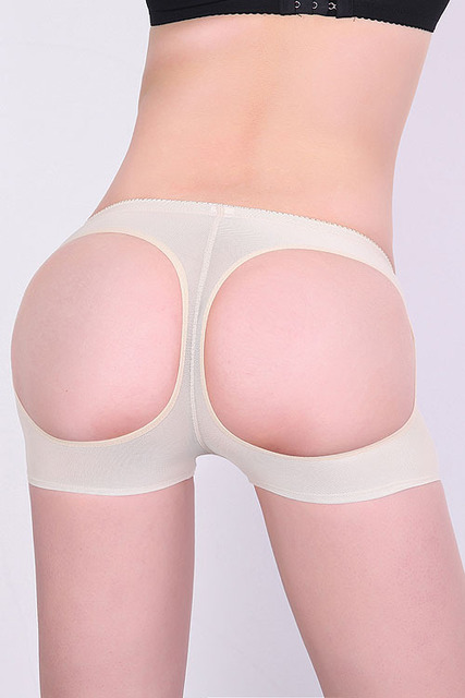 3f687be0d195e Christmas Gifts Free shipping Women Butt Lifter Enhancer Booty Short Panty  Shaper Control Invisible Sexy plus size