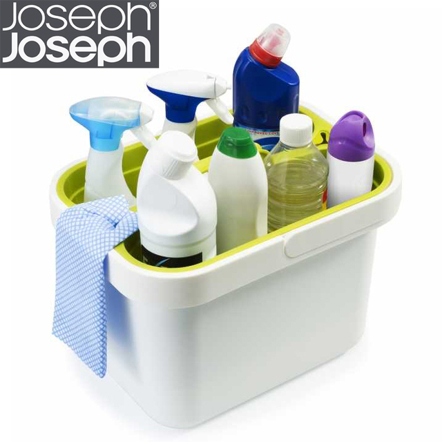 Bathroom Storage Box For Cleaning Products - Home Sweet ...