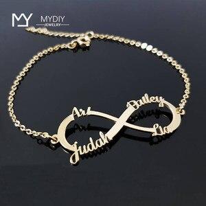 Personalized Name Bracelet Customized Na