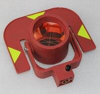 NEW Red único prism para estações totais topografia substituir GPR111 Peças e acessórios p/ instrumentos     -