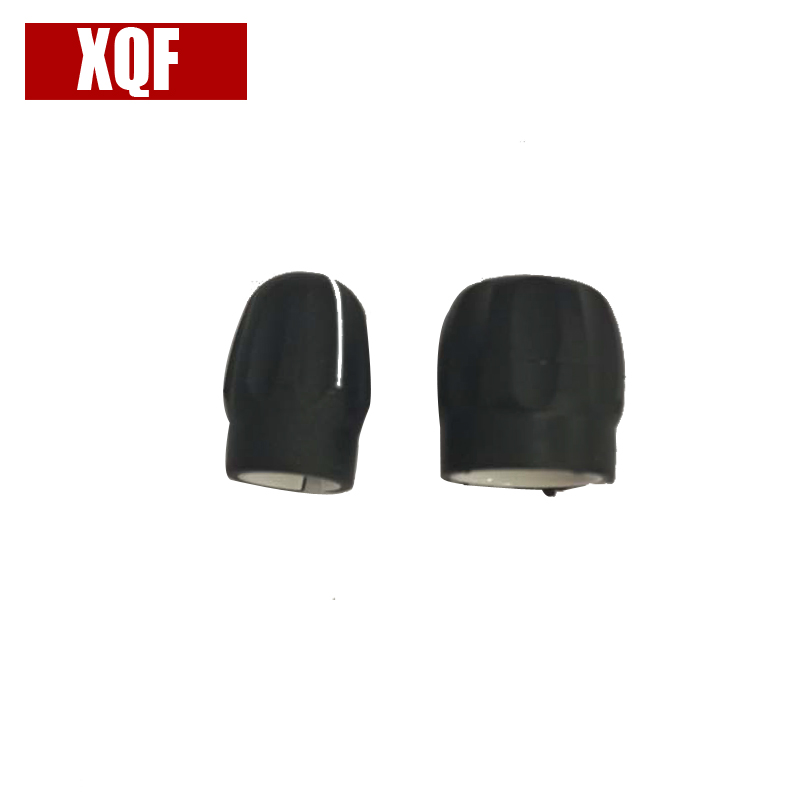 XQF Volume Control Knob And Channel Knob For Motorola Radio GP328 GP3688 HT1250 Walkie Talkie