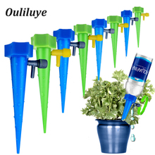 1PCS Automatic Plant Flower Watering Drip Irrigation Tools System For Bottles Tool