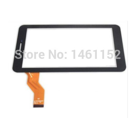 NEW Black 7 Inch Touchscreen For Digma optima Plane 7.1 3G (PS7020MG) Touch Digitizer Screen Glass Replacement Panel Free Ship
