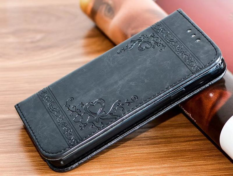 HTB1EDK.Kv1TBuNjy0Fjq6yjyXXaZ Embossed Flip Wallet Cover for Samsung Galaxy A5 A7 A3 2017 Case Magnetic Leather Case for Samsung A3 A5 2016 A50 A30 A70 M10