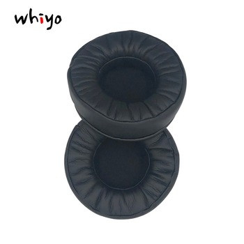 1 pair of Memory Foam Protein Leather Earpads Replacement Ear Pads Spnge for AKG K550 K551 K553 Headphones Pillow Sleeve Headset