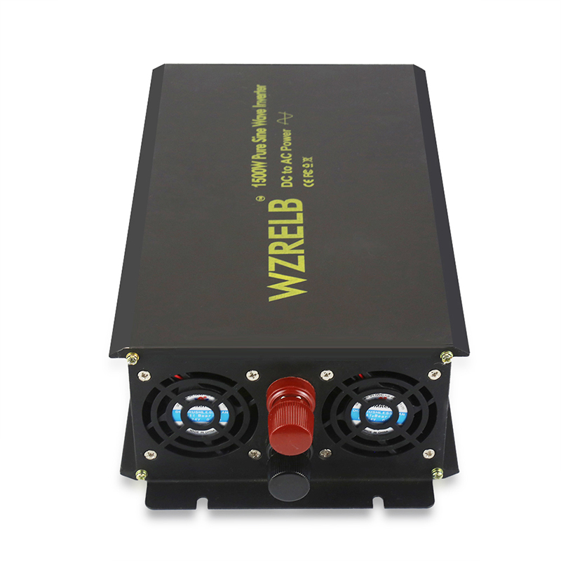3000 W Spitzen 1500 W Off Grid Reine Sinus Welle Solar-wechselrichter 24 V 220 V Auto Power Inverter Batterie 12 V/48 V/72 V DC zu 120 V/230 V/240 V AC