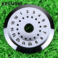 KELUSHI New CT-20 / CT-30 Optical Fiber Cutter Cleaver Blade Cut Cutting Splicer Machine Wheel Knife FTTH Tools