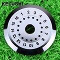 KELUSHI Novo CT-20/Cortador De Fibra Cutelo CT-30 Optical Splicer Máquina de Corte Da Lâmina de Corte Faca Roda De Ferramentas de FTTH