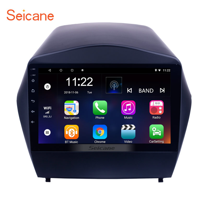 Seicane Android 8 1 7 1 Car Multimedia for 2009 2010 2011 2013 2014 2015 Hyundai