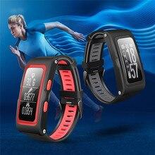 T28 фитнес-браслет независимых GPS траектории спортивные браслеты Sports Tracker Монитор Сердечного Ритма Смарт-браслет