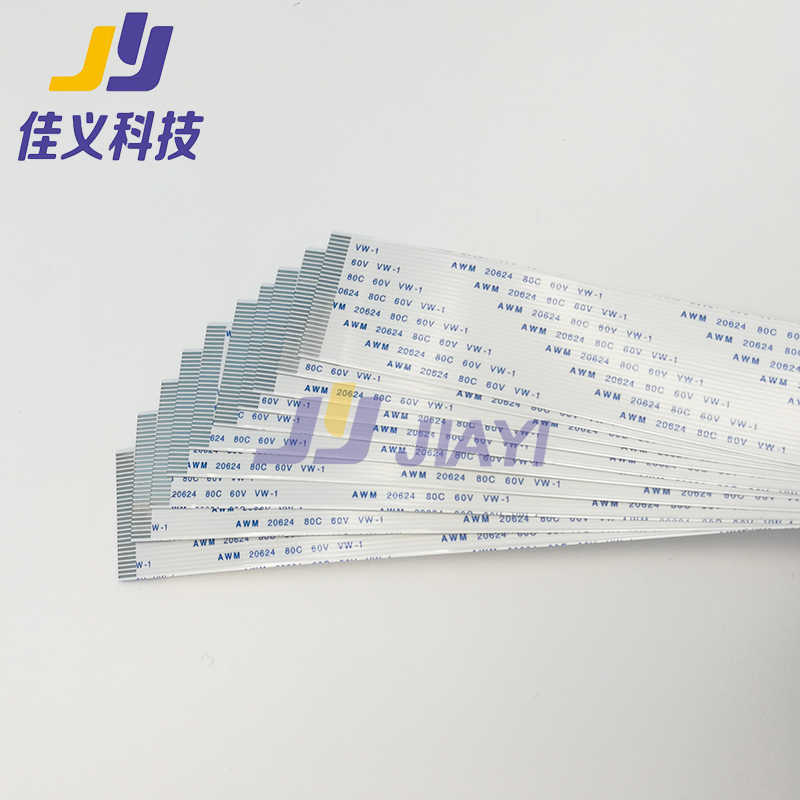 Hot Sale & Harga Bagus! 28Pin Inkjet Printer Panel Kawat Kabel untuk Mutoh RJ900 DX5 Printhead