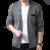 Дропшиппинг новый осенне-зимний тонкий свитер мужской модный Повседневный Кардиган мужской тонкий мужской s Свитера Качество Мужская одежда - изображение