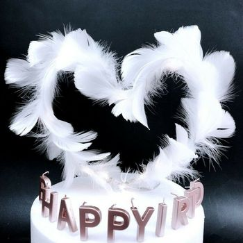 White Chandelle Feather Boa Wrap Burlesque Can Marabou Feather Boa Turkey Feather Boa Chandelle Feathers 40g/pcs Many Colors Ava фото