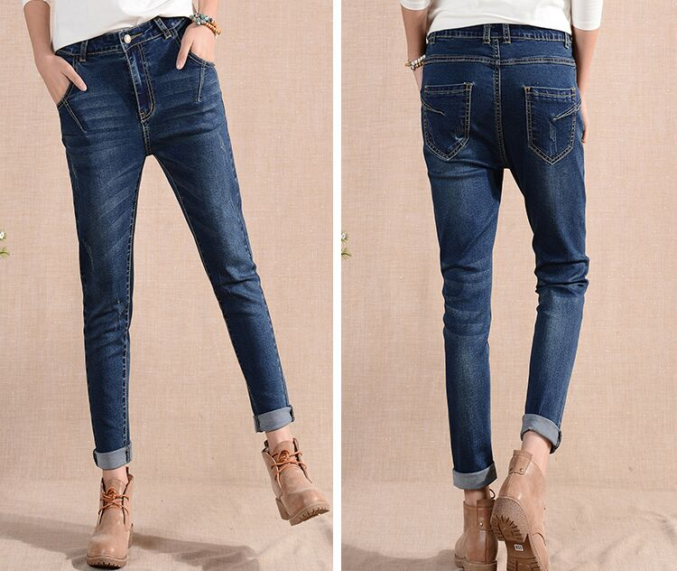 Popular 100 Cotton Jeans Plus Size-Buy Cheap 100 Cotton Jeans Plus