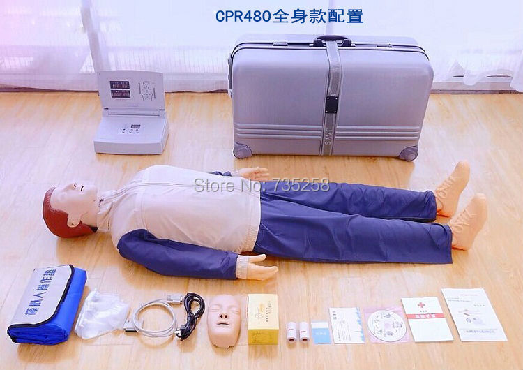 CPR Model,Computer Control Model CPR,ISO CPR First Aid Training Model tramp trc 039