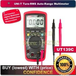UNI-T UT139C True RMS 2,6