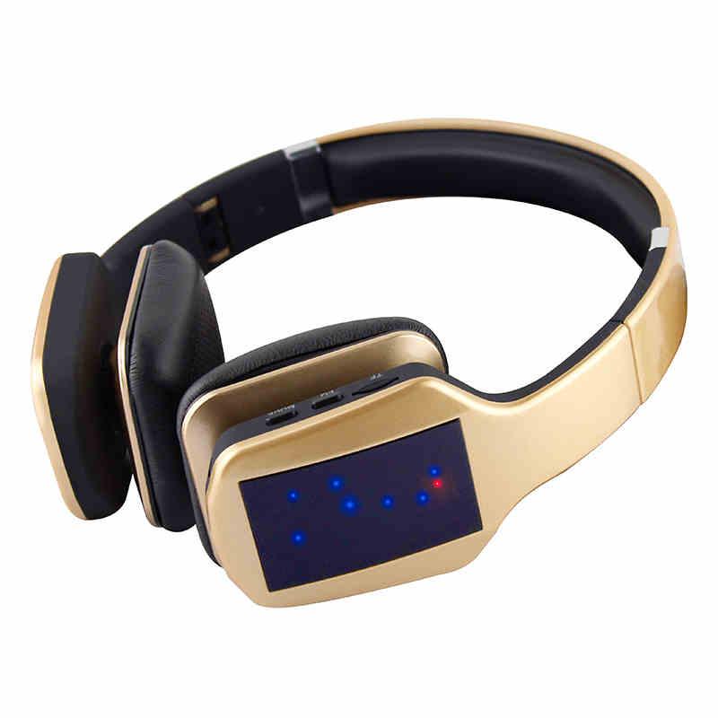 ФОТО Originale LR-S650 Bluetooth Senza Fili Della Cuffia Gaming Headset Auricolare Stereo 3D Supporto IOS/Android e carta di tf di Gi