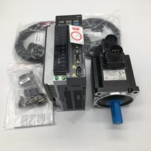 Nieuwe 1KW B2 Delta AC servo 1000 W 3.18NM 3000 rpm 100 MM ASD-B2-1021-B ECMA-C21010RS motor drive kit & 3 m Kabel(China)