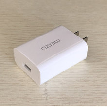 100% Original 12v2a EU wall Charger Adapter For MEIZU Pro 7 6 6s 5 15 16 PLUS 17 MX6 MX7 MEILAN X UP1220 Mcharge Quick charger