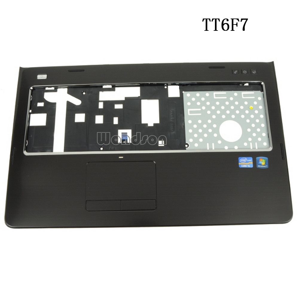 Free Shipping For Dell Inspiron N7110 Palmrest Touchpad Assembly TT6F7 0TT6F7 w 1 Year Warranty