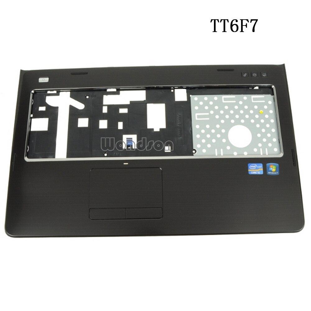 Livraison gratuite pour Dell Inspiron N7110 Palmrest Touchpad assemblée TT6F7 0TT6F7 w/1 an de garantie-in Étuis et sacs pour ordinateur portable from Ordinateur et bureautique on AliExpress - 11.11_Double 11_Singles' Day 1