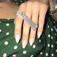 Luksusowe KO projekt 925 Sterling Silver Tassel palec pierścień Hollow kobiety elegancki Sun Star Tassel biżuteria ślubna Fine Jewelry