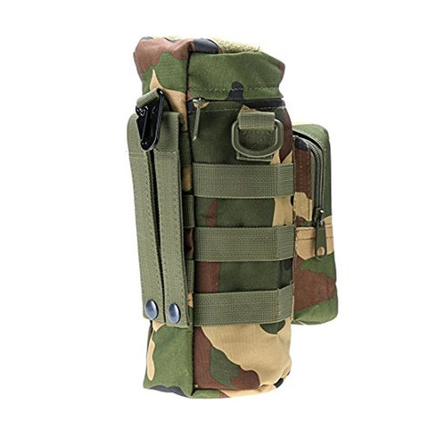 Outdoors Molle Water Bottle Pouch Tactical Gear Kettle Waist Shoulder Bag for Army Fans Climbing Camping Hiking Bags #2A23 FN FNFN Karachi