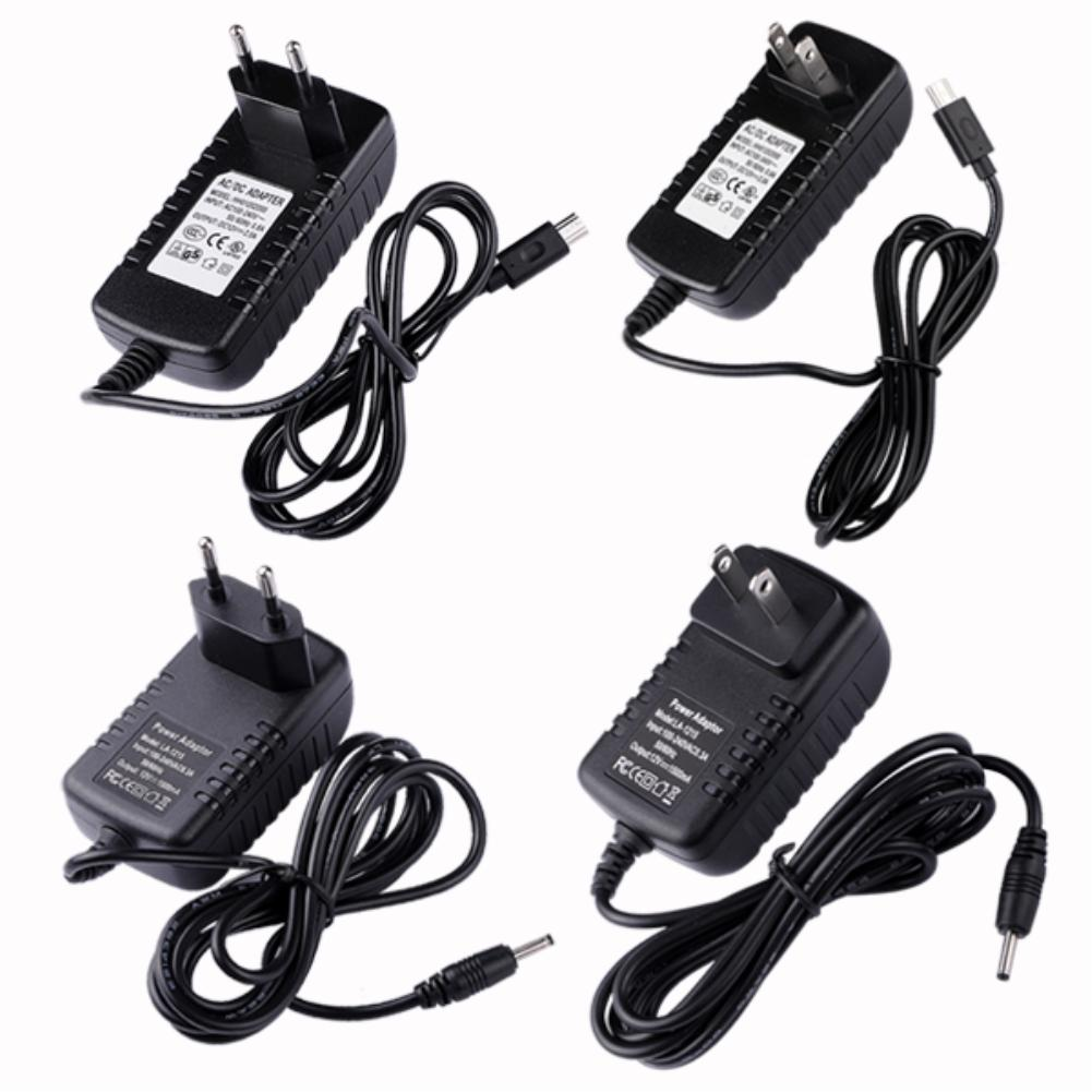 YCDC 12V 1.5A 2A Wall Home Charger For Acer Iconia Tab A510 A700 A701 Tablet Power Supply Adapter With 120cm Cable Black