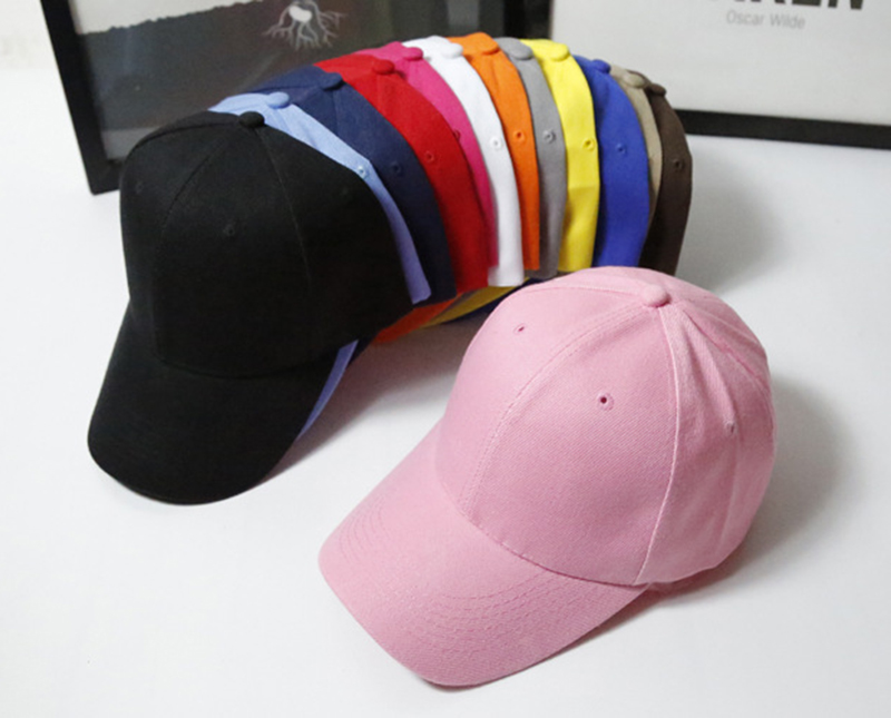 New Fashion Summer Personality Candy Color   Baseball   Cowboy Protect   Cap   Long Lace Up Sun Hat