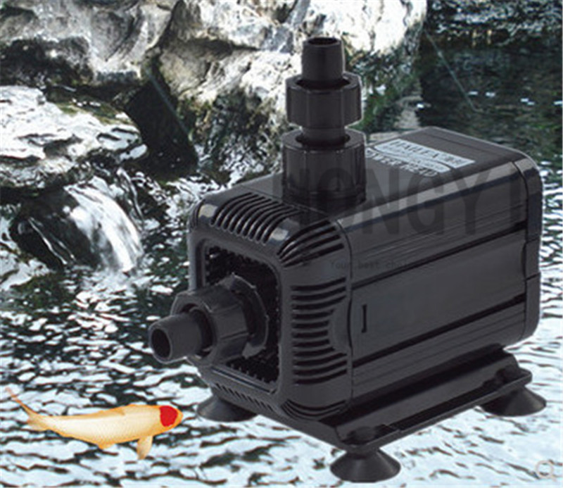 HAILEA Water Pump HX6510 HX6520 HX6530 HX6540 Amphibious Submersible Pump Silent High Lift Aquarium Pump Filter Circulation Pump