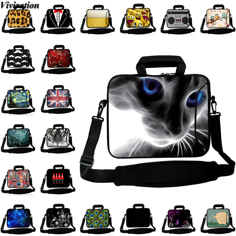 9.6 Tablet Bag For Samsung Galaxy Tab 10.1 10.2 9.7 10 Tablet Cover Universal 10.5 Laptop Cover Viviration Women Neoprene Bag