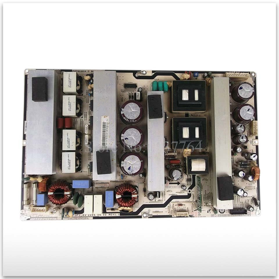 DHL /UPS 90% new Original power supply board S63FH-YB03 BN44-00281A LJ44-00174A PSPF851601A брелок 500 dhl ups